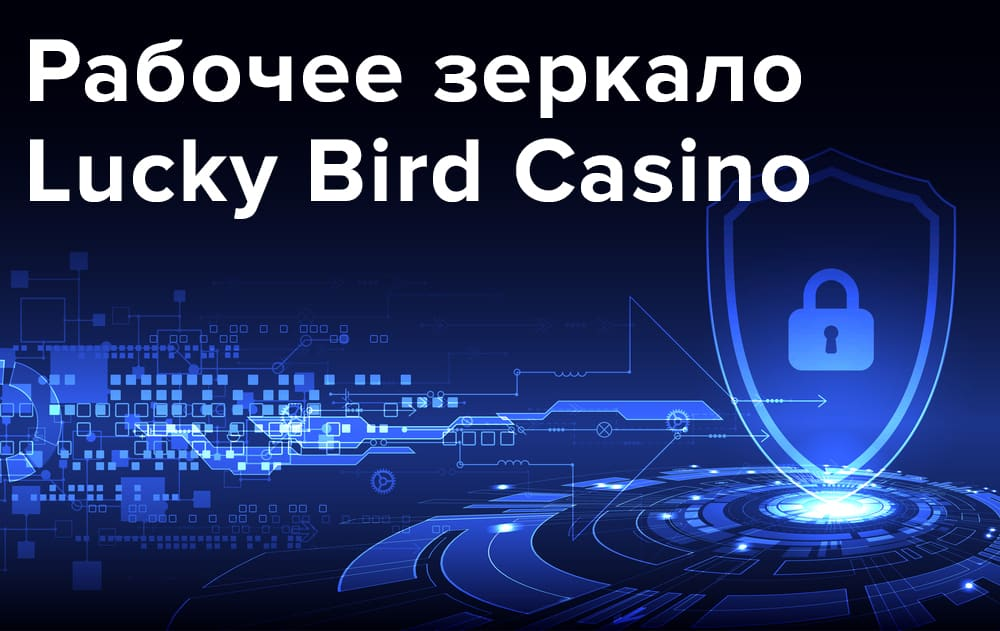 зеркало Lucky Bird казино