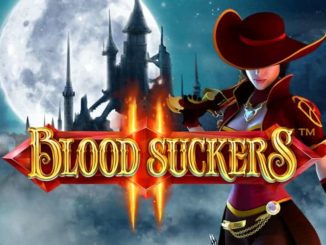 логотип игрового автомата blood suckers 2 от NetEnt